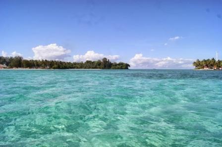 Tempat Wisata Pulau Samber Gelap