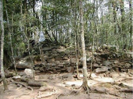 Tempat Wisata Situs Prabu Tajimalela Gunung Lingga