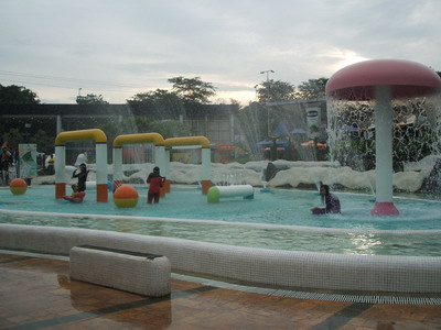 Toodle Zone dan Kids Area