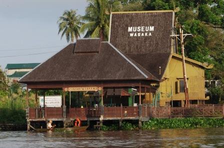 Wisata Sejarah ke Museum Wasaka Banjarmasin