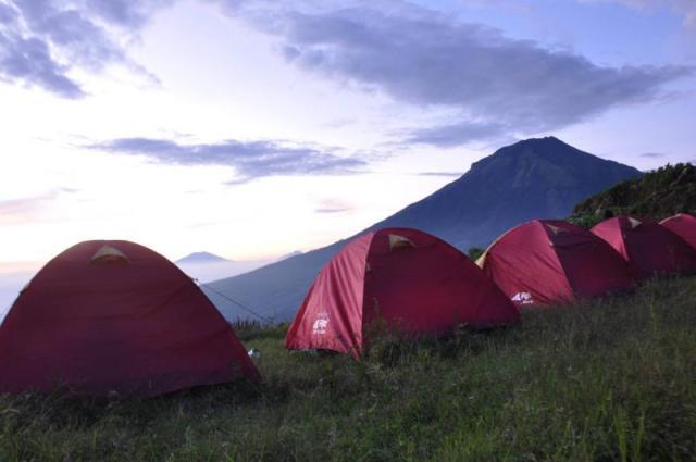 Camping di Posong Temanggung