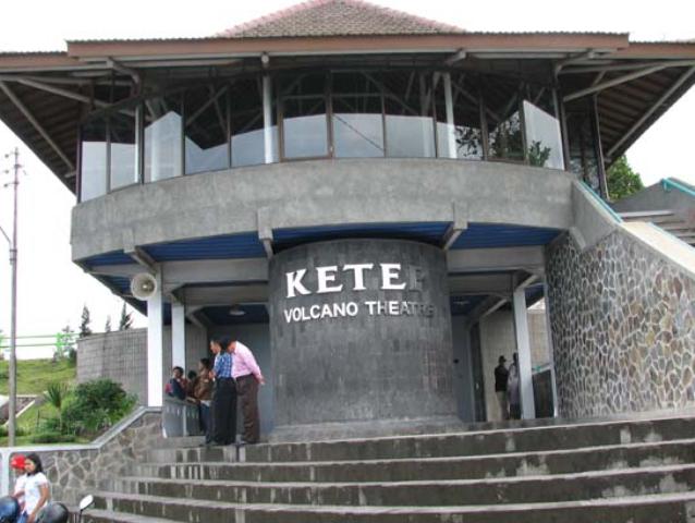 Ketep Vulkano Theatre Magelang
