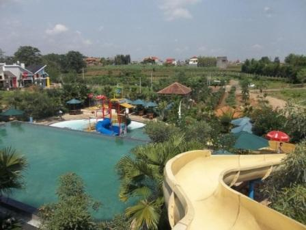 The Peak View Waterboom Kudus