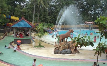 Waterboom Mulia Kudus
