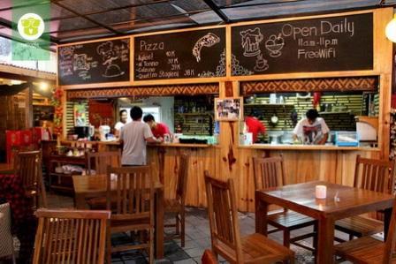 Aglioo Pasta & Pizza Prawirotaman Jogja