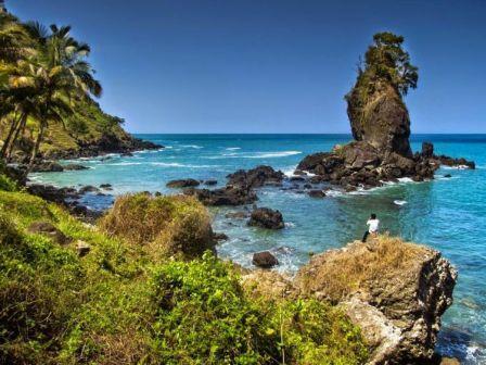 Pantai Karang Agung Kebumen