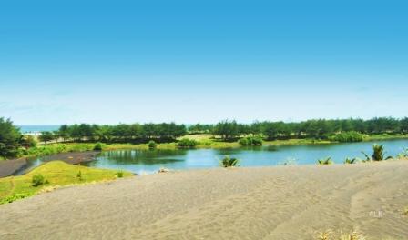 Pantai Lembupurwo Kebumen
