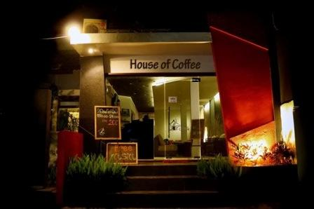 House Of Coffee Cafe