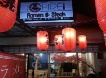 Nongkrong di Ichirei Ramen & Steak Bekasi