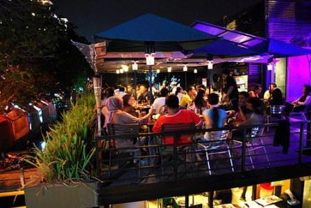 River View Café Semarang