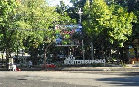 Taman Menteri Supeno