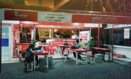 Wifi Corner Pahlawan