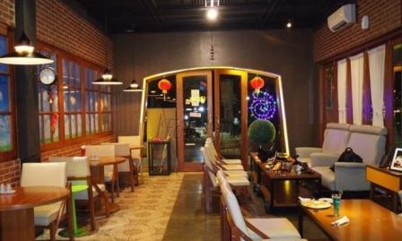 The Grounds Cafe - tempat nongkrong di Bogor