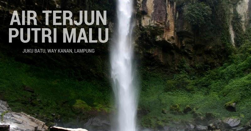 Air Terjun Putri Malu via Adventurose