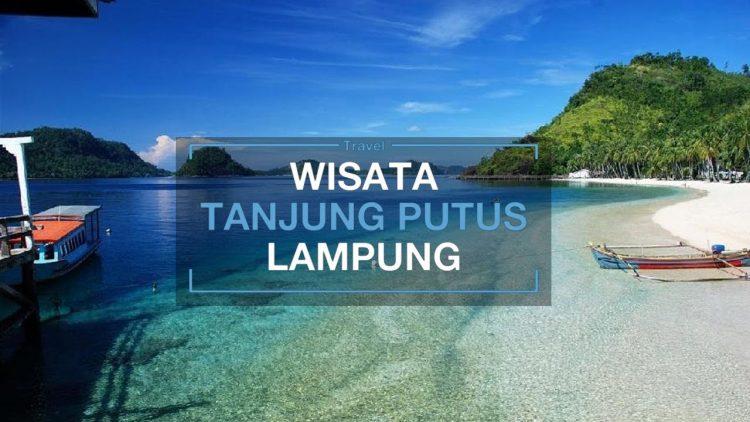 Pantai di Pulau Tanjung Putus via Youtube