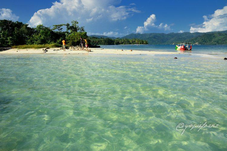 Pulau Balak, Loh dan Lunik via Kelilinglampung.wordpresscom