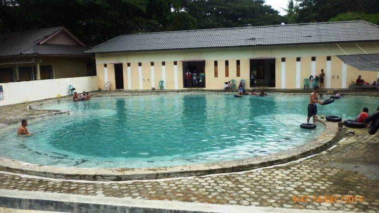 Sumber Air Panas Way Belerang Kalianda via Jatisariku