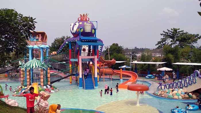 Water Park Citra Garden via Lampungco