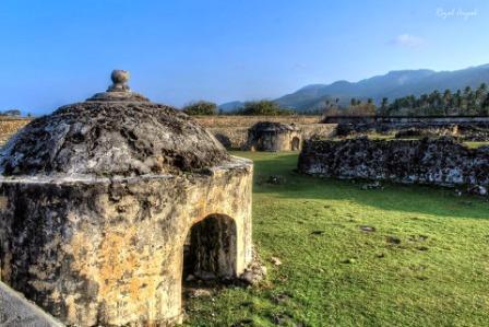 Benteng Iskandar Muda dan Benteng Indrapatra