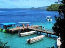 Keindahan Pulau Rubiah