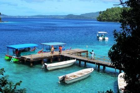 6400 Koleksi pemandangan pantai indah di indonesia HD Terbaik