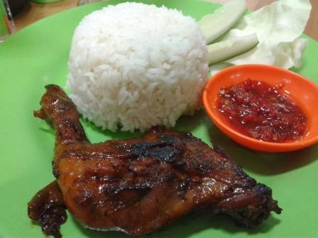 Ayam Bakar Mas Mono