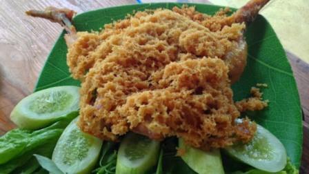 Ayam Kremes Kraton