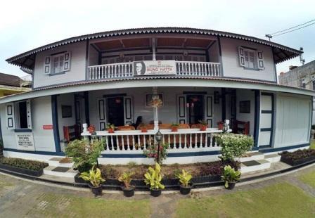 Wisata Sejarah Museum Bung Hatta Bukittinggi