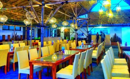 Ikan Balap Resto - tempat makan di Lembang