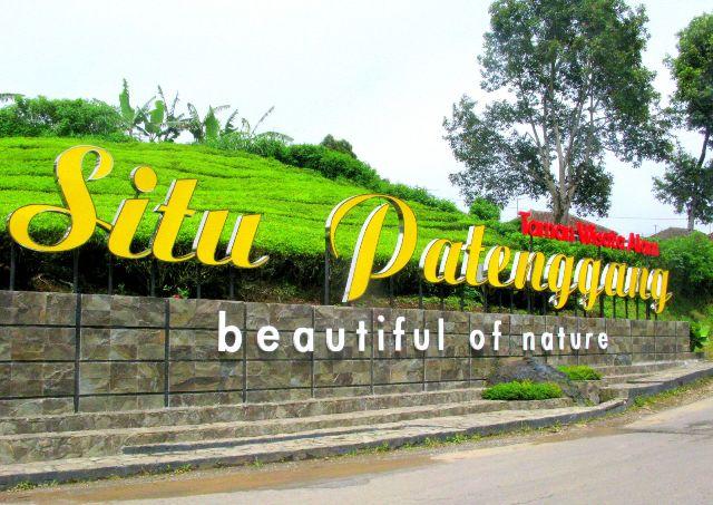 Objek Wisata Alam Situ Patenggang