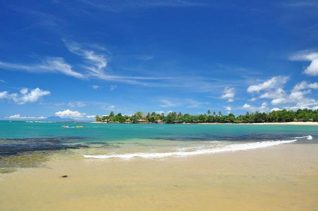 Objek Wisata Pantai Sambolo Banten