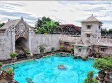 Keindahan Istana Air Taman Sari Jogja