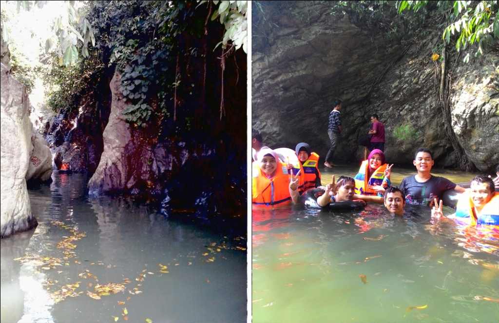Liburan ke Green Canyon Karawang