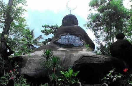 Masjid Batu Taman Hati