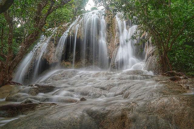 Air Terjun Grobogan Sewu