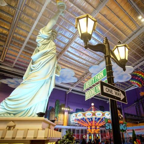 Liberty New York Trans Studio Mini Surabaya