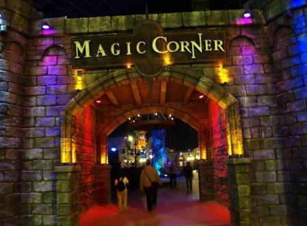 Magic Corner Zone