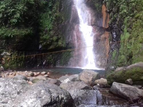 Objek Wisata Curug Cigamea Bogor