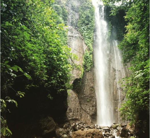 Objek Wisata Curug Nangka Bogor