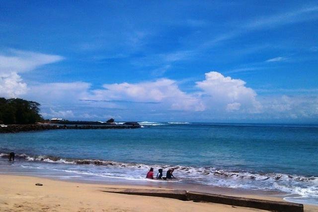 Objek Wisata Pantai Santolo Garut