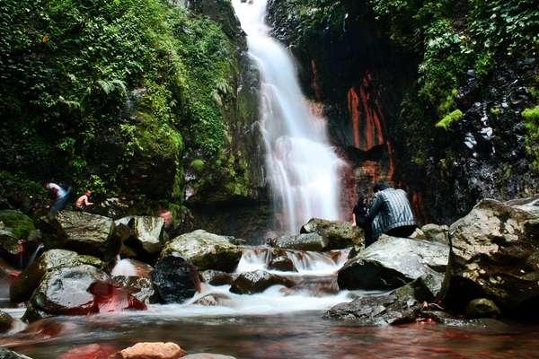 Wisata Curug Cigamea Bogor