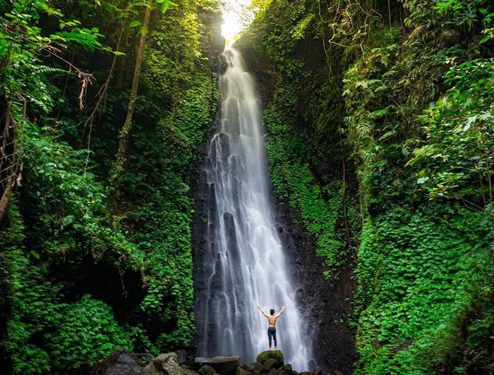 Air Terjun Srambang - tempat wisata di Ngawi
