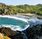 Keindahan Pantai Siung Gunung Kidul Yogyakarta