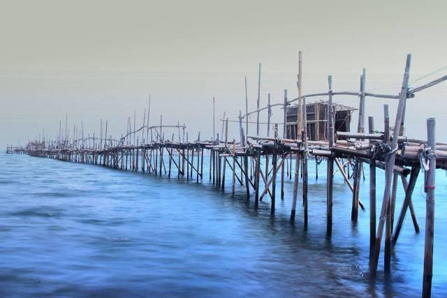 Liburan Seru ke Pantai Tanjung Pasir Tangerang