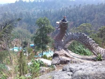 Objek wisata watu jonggol