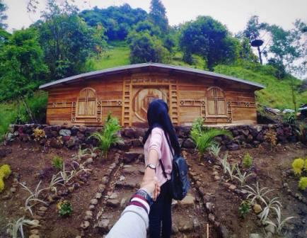 Desa Wisata Wonomulyo via @eksanugra