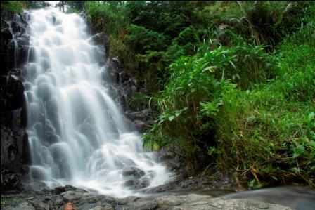 Keeksotisan Air Terjun Pundak Kiwo