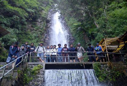 Objek Wisata Air terjun Tirtasari