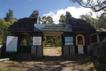 Objek Wisata keluarga Cemoro sewu