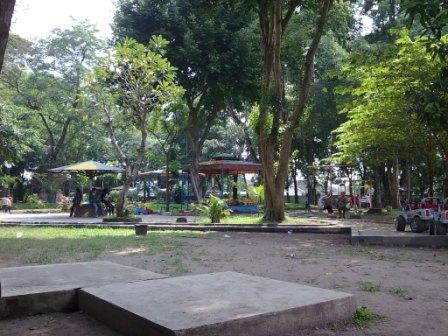 Taman Ria Manunggal Magetan